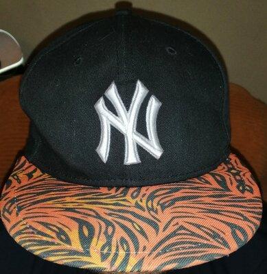 Бейсболка кепка Snapback NY New York Yankees
