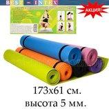 Гимнастический коврик коврик для фитнесса, йогамат, мат для йоги