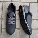 Стильные кроссовки из натуральной кожи