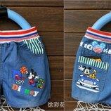 Модные шортики с Микки Маус