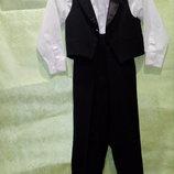 Комплект для маленького джентльмена на 6-7 лет.