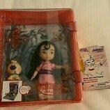 Кукла игровой набор мини аниматор мулан Дисней ори