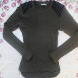свитерок лонгслив от испанского бренда зара оригинал