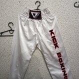 Штаны для единоборств kickboxing S