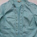Куртка с отделкой .р.50/52.бренд.