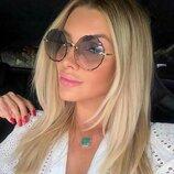 женские солнцезащитные очки нш 566