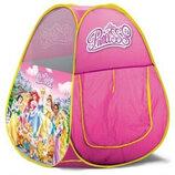 Детская палатка HF012,палатка принцессы Disney,90х70см,игровой домик,детские палатки