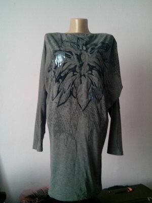 Стильное легкое платье туника Kapalua