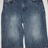 Джинсовые шорты ф.DENIM Co для мльчика 11/12 лет,р-152см в отличном состоянии