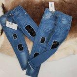 В наличии моднячие джинсы