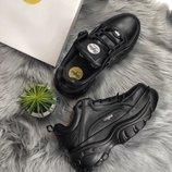 Жіночі кросівки на платформі Buffalo | Женские кроссовки на платформе Баффало