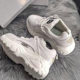 Жіночі кросівки на платформі Buffalo | Женские кроссовки на платформе Буффало