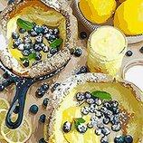 Картина по номерам Яркий завтрак 40 50см KHO5542