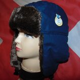Спортивная зимняя шапочка шапка Бельгия .P&G.л-хл.57-58