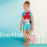Купальный костюм, купальник детский на девочку Disney 6-12 мес 1-2 года, рост 74/80, 86/92