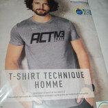 Новая мужская футболка Crivit, спортивная, р.52/54,56/58, L, XL