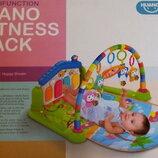 Развивающий музыкальный коврик Пианино для младенца 0605