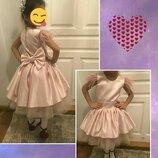 Детское нарядное пышное выпускное бальное платье большой выбор
