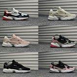 6 расцветок . Женские кроссовки Adidas Falcon