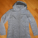 Распродажа Теплая куртка Yigga для девочки р.152 и 158. Сток
