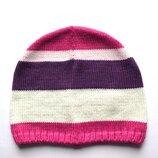Детская шапка для девочки, демисезон, Takko Fashion, 2-8 лет.