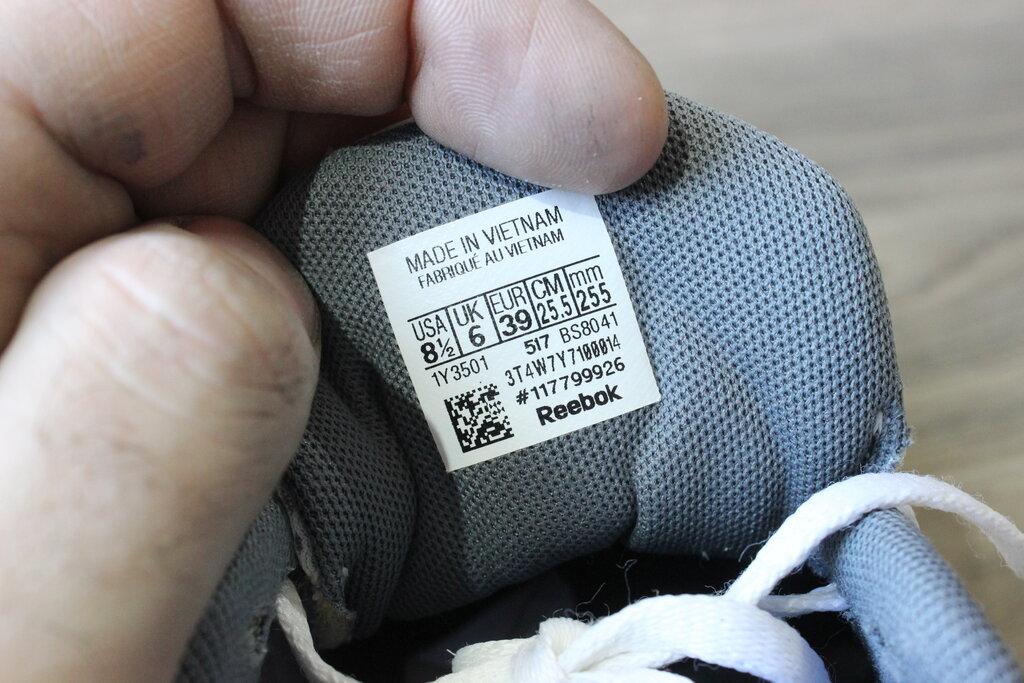 83e2a2b7a Продано: Кроссовки reebok yourflex trainette 9.0 mt bs8041 оригинал 39  размер - кроссовки reebok в Запорожье, объявление №20732517 Клубок (ранее  Клумба)