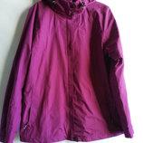 Куртка ветровка Hickory Outdoor Европа оригинал Германия нюанс