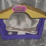 домик от игрового набора Аттракцион Кристалл DigiBirds Silverlit Сша оригинал