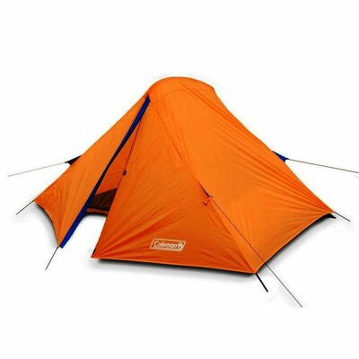 Палатка туристическая двухместная Coleman 1008 Pазмеры 210х140х135 см