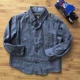 Клевая рубашка steel & jelly 3-4 года 98-104