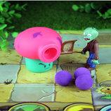 Растения против зомби   Plants vs Zombies Игровой набор 11 Растения стреляют шариками в зомби,есть
