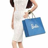 Barbie Кукла Барби Шоппинг в Городе в белом платье Look Collection City Shopper Doll with White Dres