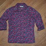 Р. 36/S/44. Lysgaard. Рубашка, блуза с принтом.