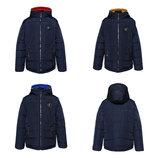 Куртка-Трансформер 2 в 1 для мальчика «Тайфун»