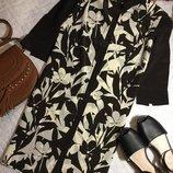 Платье рубашка 100% шёлк linea 10 размер