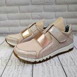 Кожаные кроссовки Vifesst Fess 242-2 размеры 31-39