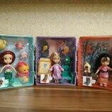 Мини Аниматоры Disney Animators Collection Mini Doll Кукла Принцесса