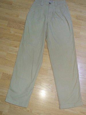 Брюки,штаны коттоновые. горчичный цвет.northern elements