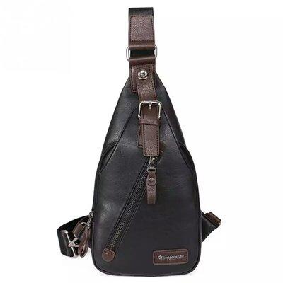 Мужская сумка-рюкзак, цвет черный, новые