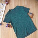 Фирменная блузка next малышке 4 года состояние отличное