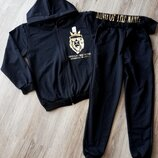 Спортивный костюм кофта с капюшоном и штаны King of the Ring Новинка 2019