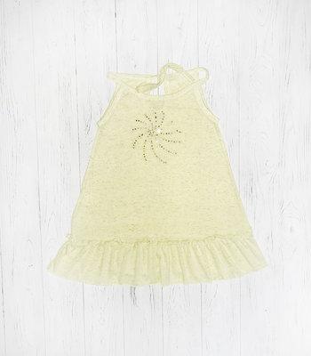 Летний сарафан для девочки Солнышко