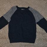 свитер мальчику Rebel на 5-6 лет рост 110-116 Англия