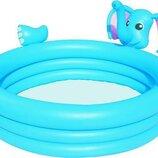 BW Бассейн 53048 детский 324л, разбрызгивает воду