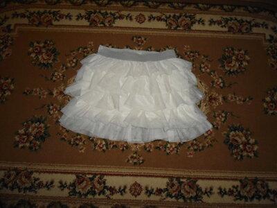 2dd066d865a Фатиновая юбка спідниця H M на 9-10 років кремова  120 грн - юбки ...