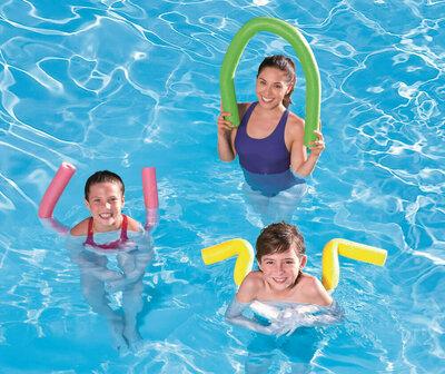 BW Палки для плаванья 32108 Аквалапша 122х6,5 см