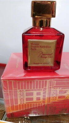 распив Maison Francis Kurkdjian Baccarat Rouge 540 Extrait De Parfum