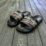 Стильные мужские сланцы Balenciaga 40-44