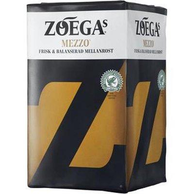 Кофе Zoegas Меццо-Сопрано 450 грамм Brygg Mezzo
