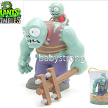 Зомби Босс Большой с катапультой Растения против зомби | Plants vs Zombies Игрушка